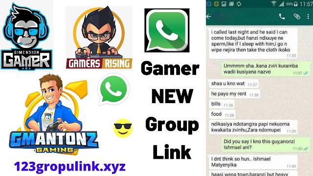 Join 700+ Gamer WhatsApp Group links 2020