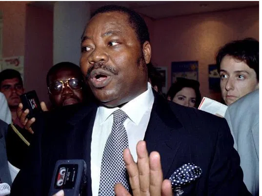 Nigerian authorities seizes former minister of petroleum, Dan Etete's private jet in Canada