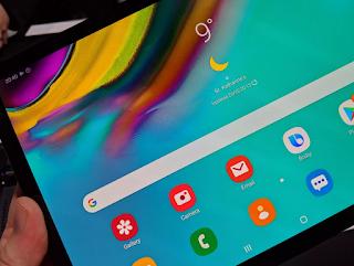 تحديث Android 10 يصل إلى أجهزة Samsung اللوحية من نوع S4/S5e!