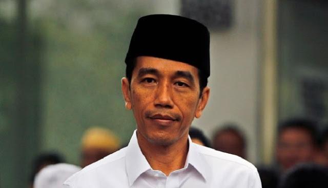 Surat Untuk Jokowi Korupsi