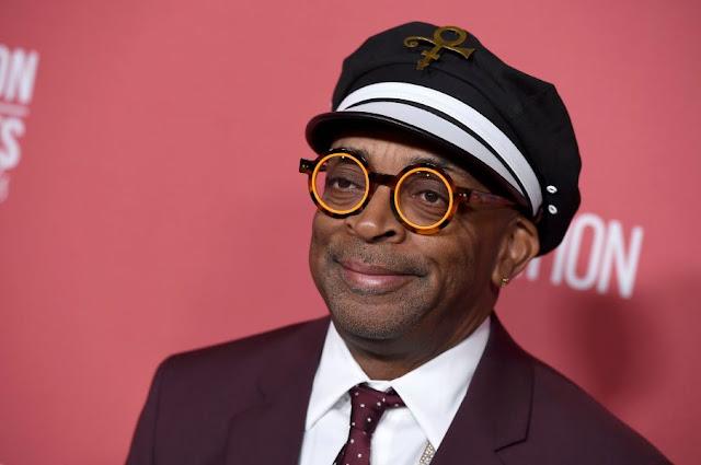 Spike Lee's 'BlacKkKlansman' Wins Oscar for Best Adapted Screenplay