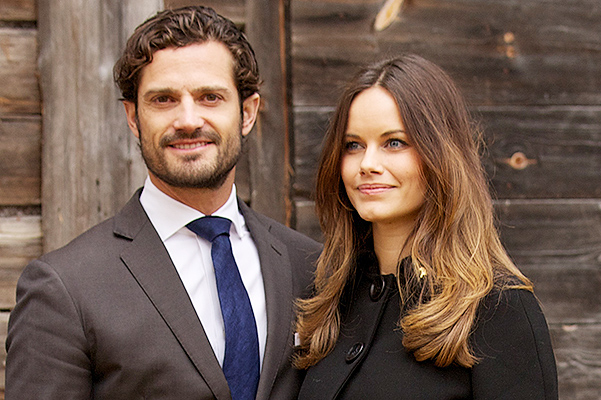 Prince Carl Philip and Princess Sofia are waiting for Preventa
