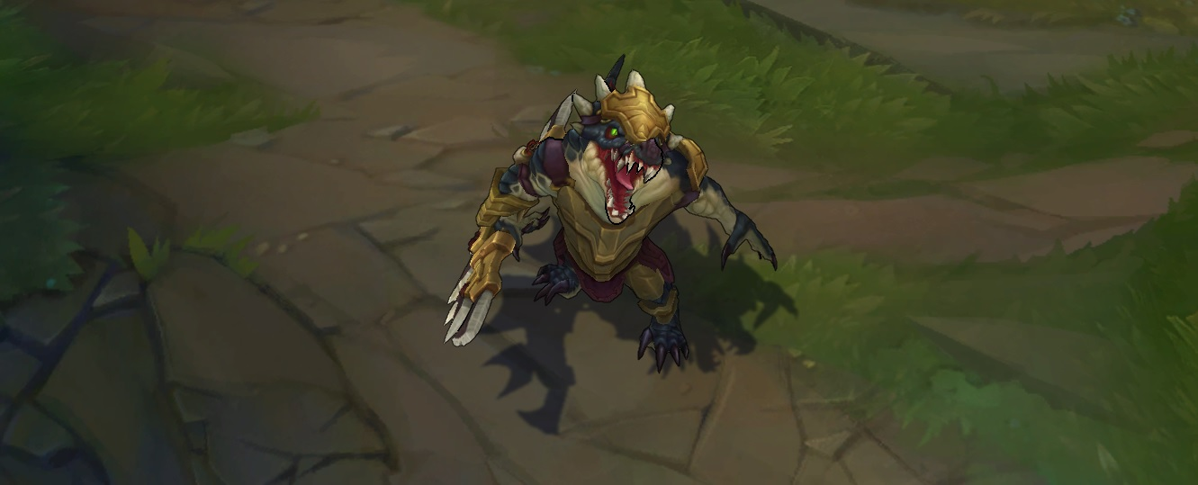 surrender at 20 prehistoric skins now available