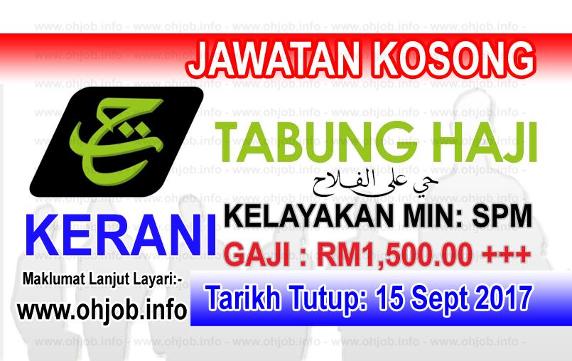 Jawatan Kerja Kosong Tabung Haji Properties logo www.ohjob.info september 2017