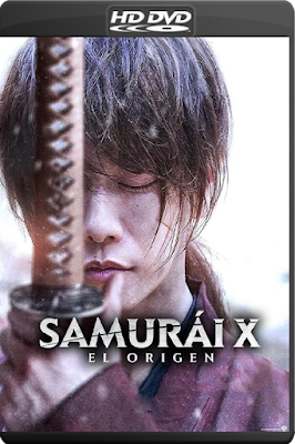 Rurouni Kenshin: The Beginning [2021] [Custom – DVDR] [Latino]