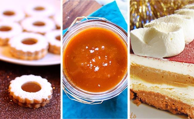 idées recettes avec du caramel