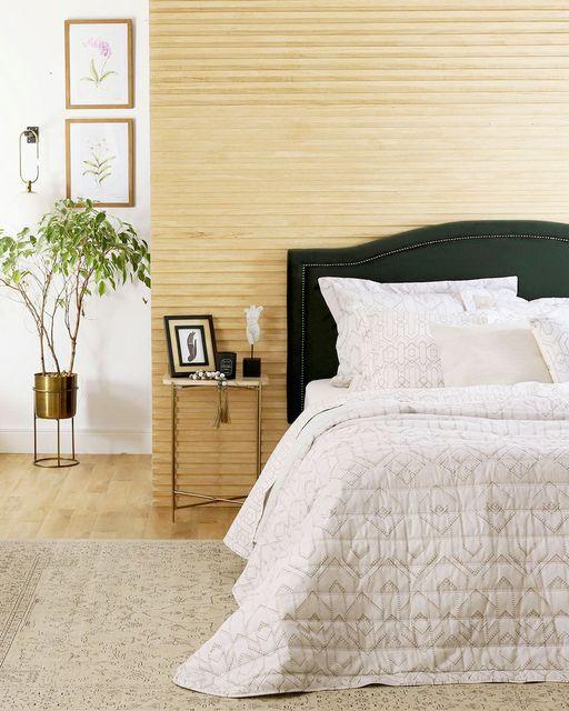 Quer dar mais destaque à decoração do seu quarto  Invista em roupa de cama! Hoje o assunto é sobre o edredom