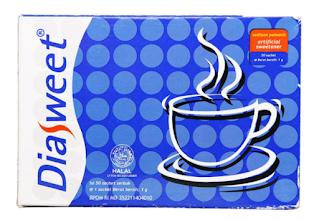 Diasweet Sweetener Rekomendasi Gula untuk Diet yang Rendah Kalori