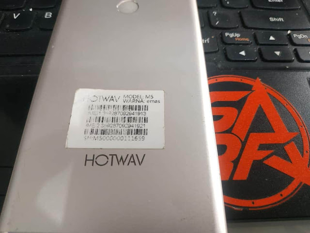 Firmware Hotwav M5