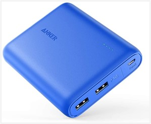 Portable PowerCore Charger from Anker