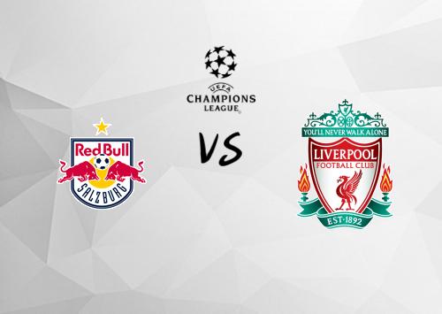Salzburgo vs Liverpool  Resumen y Partido Completo