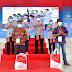 Launching Pelopor Perdamaian Indonesia di Mesuji, Kemensos Beri Bantuan Rp910 Juta