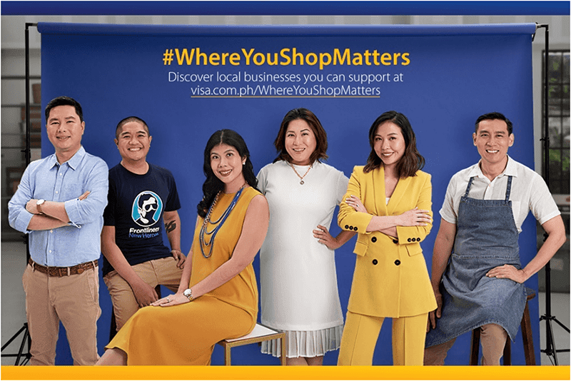 Shopee, Visa helps SMEs with Where You Shop Matters