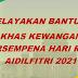Kelayakan Bagi Bantuan Khas Kewangan Bersempena Hari Raya Aidilfitri 2021