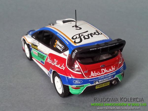 IXO Altaya Ford Fiesta RS WRC Rally Sweden