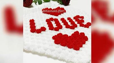 Kasnakta Love Kalpli Lif Modeli | Tasarım; @KasnakLifleri
