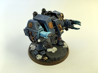 40k space wolves bjorn the fell handed - Plasma Cannon Side
