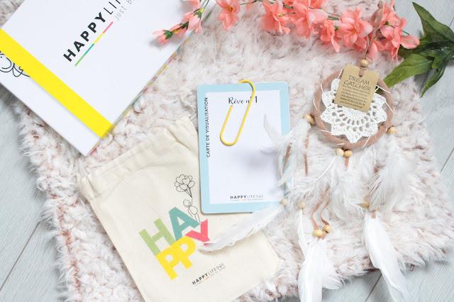 Happy life box : la box de développement personnel mon avis