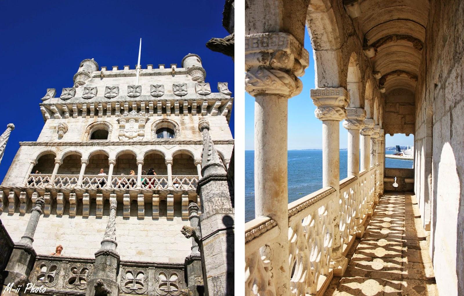 M-ii Photo : 10 choses à faire à Lisbonne Tour de Belem