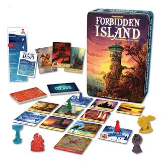 La isla prohibida juego de mesa Forbidden island
