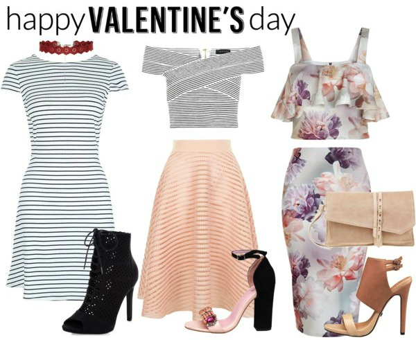 Valentineu0027s Day Outfit Ideas