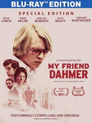 My Friend Dahmer [BD25] [Latino]