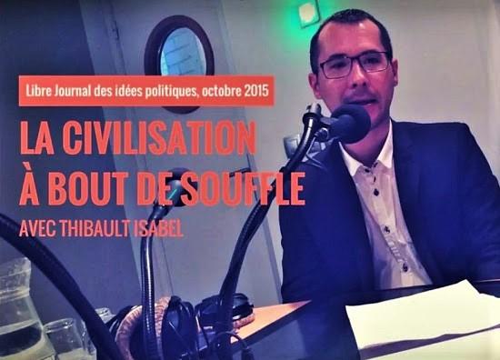 Thibault Isabel civilisation