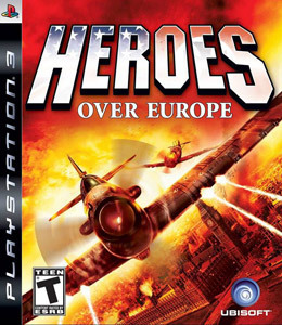 Heroes over Europe PS3 Torrent