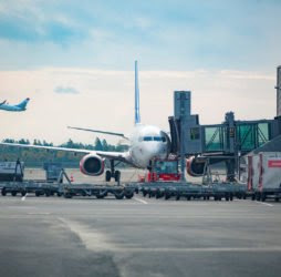 What is a clip-air modular plane in transportation