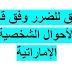 الطلاق للضرر وفق قانون الأحوال الشخصية الإماراتية