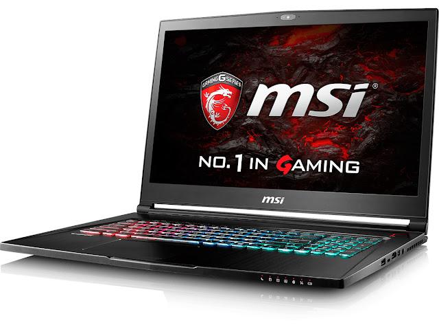 Inilah 6 Koleksi Laptop MSI yang Hadir dengan Harga Terbaru 2019