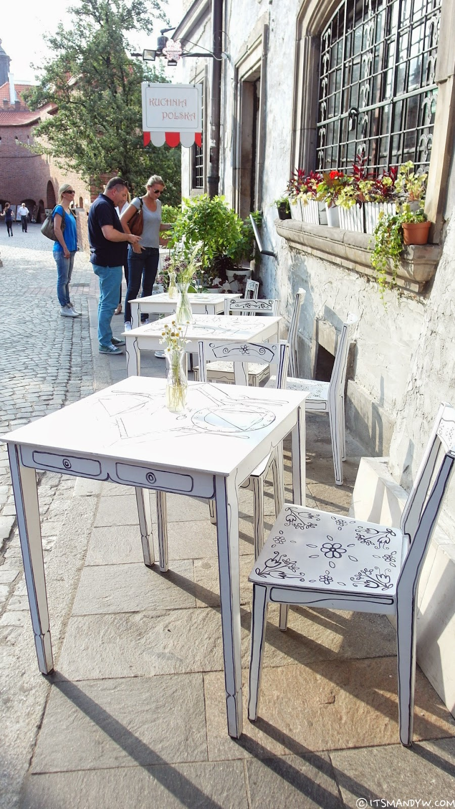 🇵🇱 波蘭 | 華沙舊城區可愛小Cafe - Kluska Polska