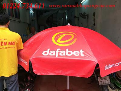 Dù quảng cáo Game Dafabet