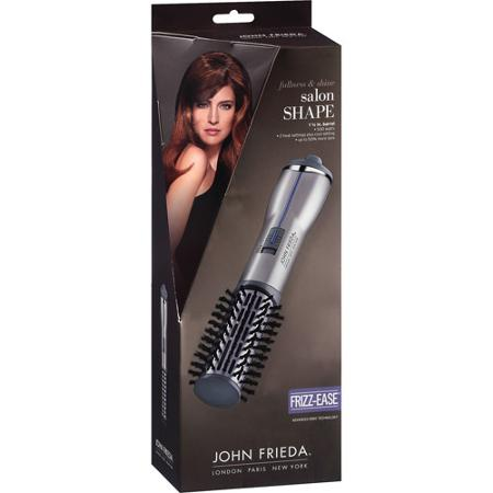 John Frieda Salon Shape Hot Air Brush Review