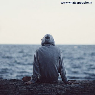 alone boy photo