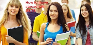 How to move abroad with IELTS