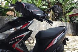 Mudik Pakai Sepeda Motor