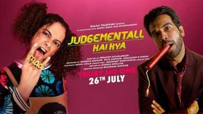 Judgementall Hai Kya Full Movie 480p Download Hindi PreDVD 2019