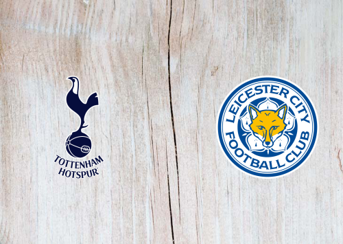 Tottenham Hotspur vs Leicester City -Highlights 19 July 2020