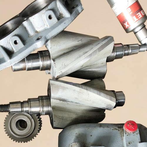 Rotor máy thổi khí chính hãng