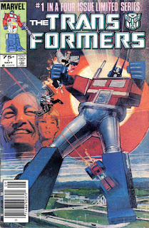 Transformers Issue 1