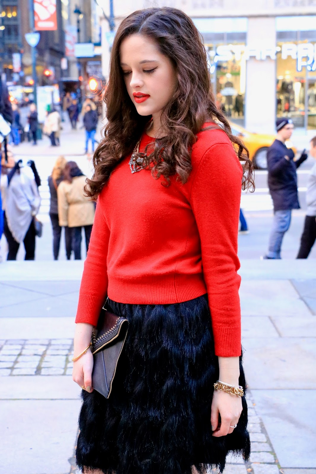 fashion blogger nyc street style