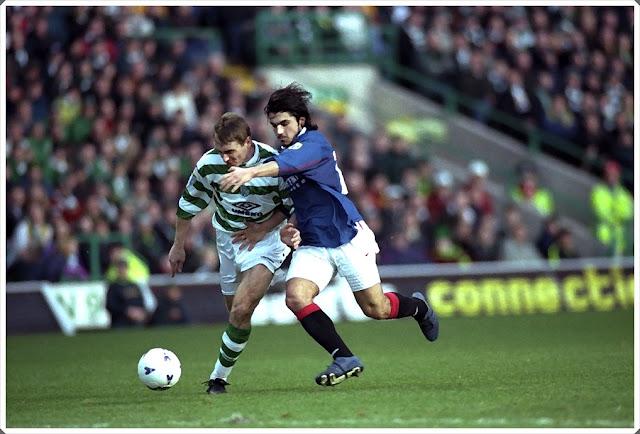 Rino Gattuso Rangers Celtic