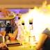 Trágico accidente en una noche de bar (VIDEO)