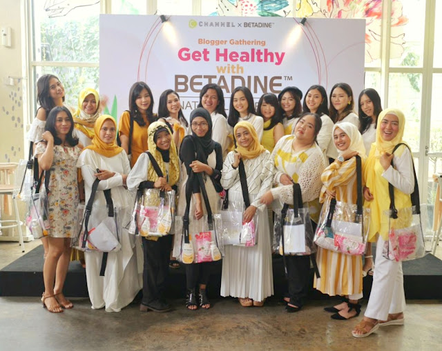 Blogger Gathering Betadine Natural Defense Launch Event Report