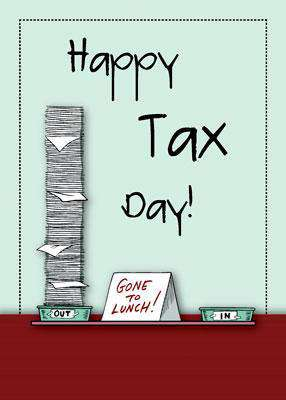 Tax Day Wishes Images download