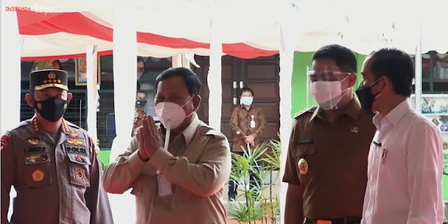Jokowi Ajak Prabowo Kunker Saat PDIP dan Gerindra Bertemu, Jokpro: Meyakinkan Cita-cita Indonesia