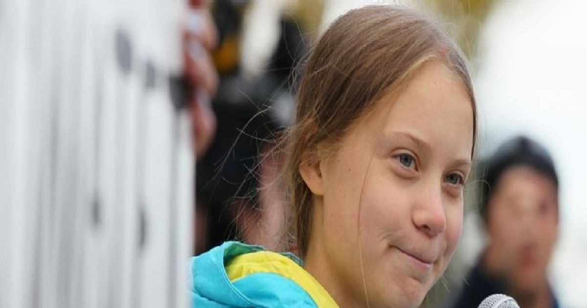 Greta Thunberg became a victim of conspiracy - the peasant movement in India is a fake movement, it is a kind of political conspiracy