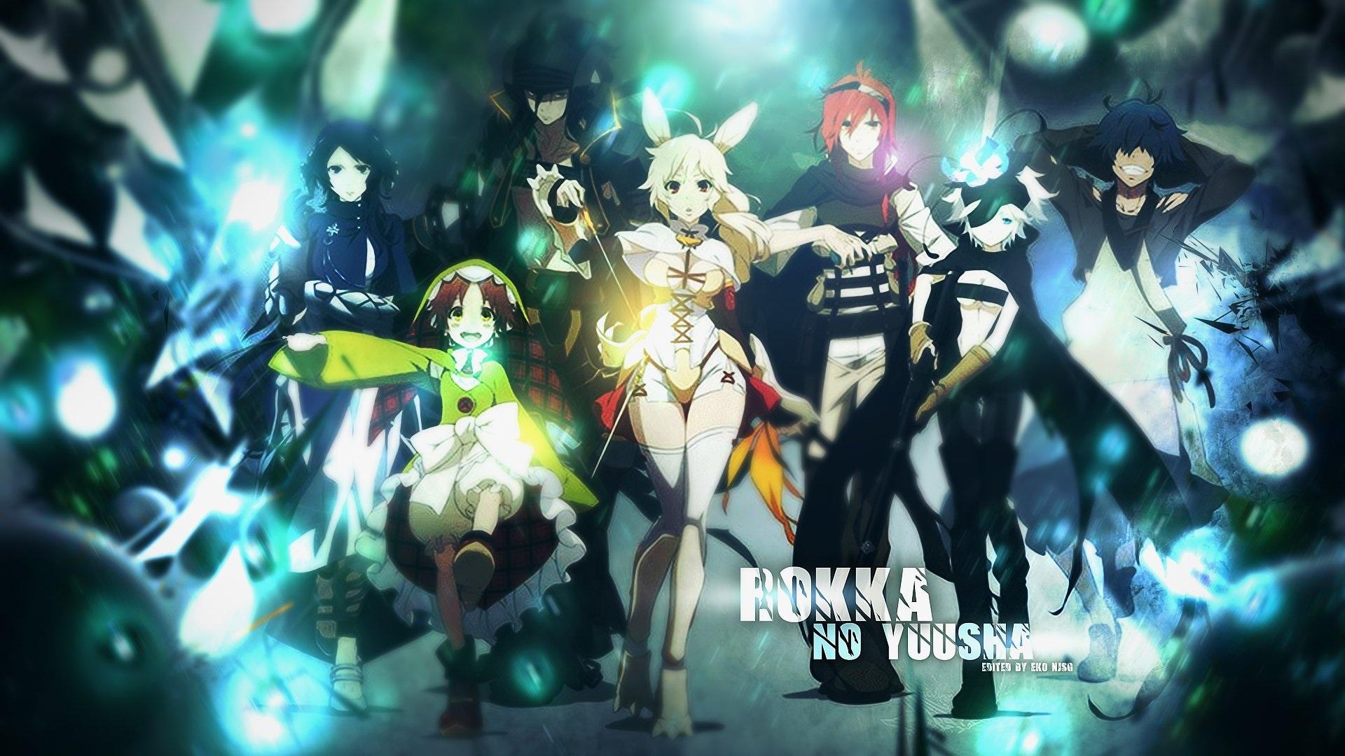 Rokka No Yuusha wallpaper