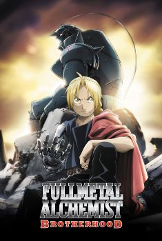 Fullmetal Alchemist: Brotherhood Torrent – WEB-DL 720p Dual Áudio